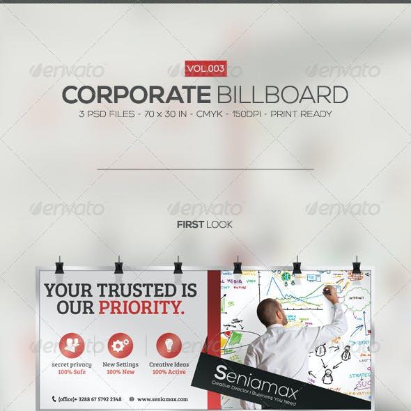 Corporate Billboard 003