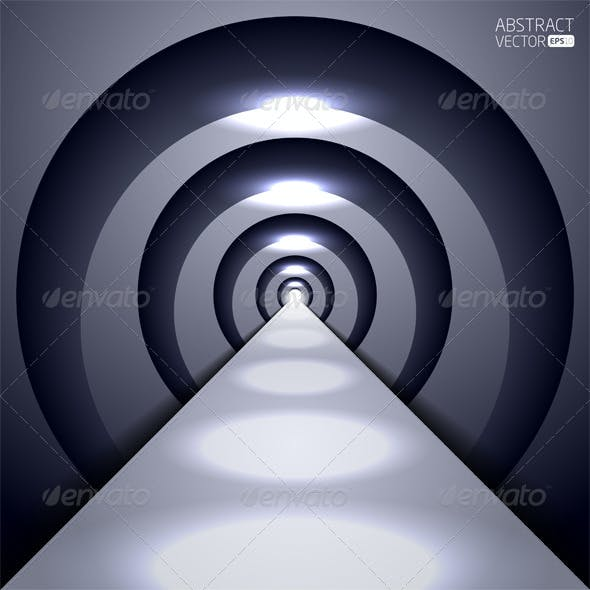 Tunnel Background Set