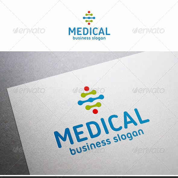Medical Plus Health Logo