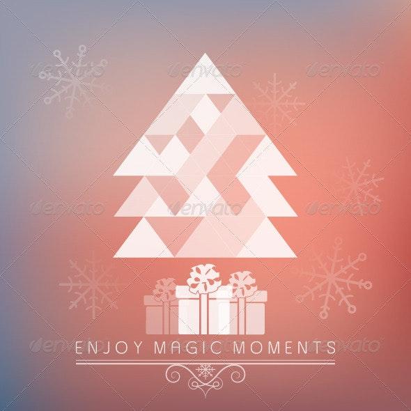 Holiday Merry Christmas and New Year - Christmas Seasons/Holidays