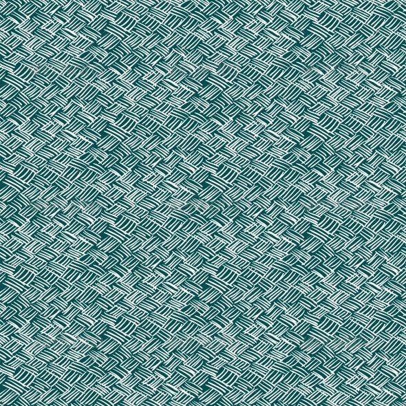 Vector Pattern with Brushed Crossing Thin Lines