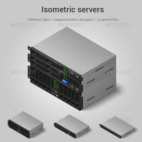 Isometric Servers