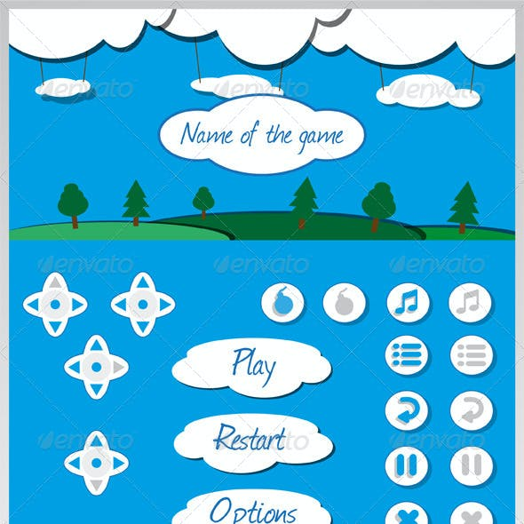 Graphical User Interface for Games 8