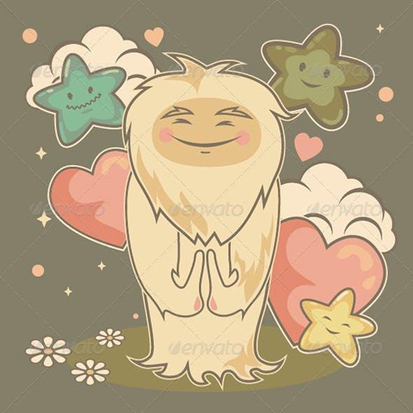 Joyful Yeti