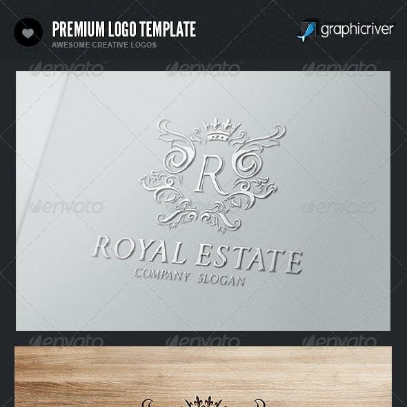 The Royal Estate Logo