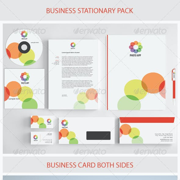 Creative Business Stationary