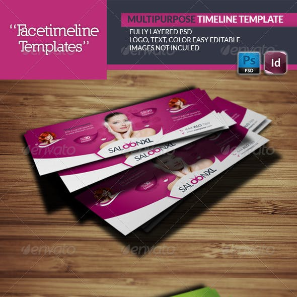 Multipurpose Timeline Template