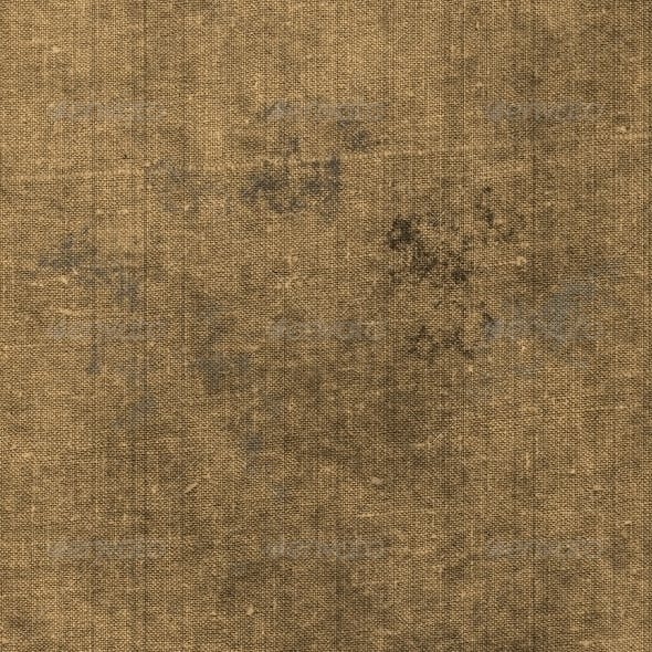 Dirty canvas background