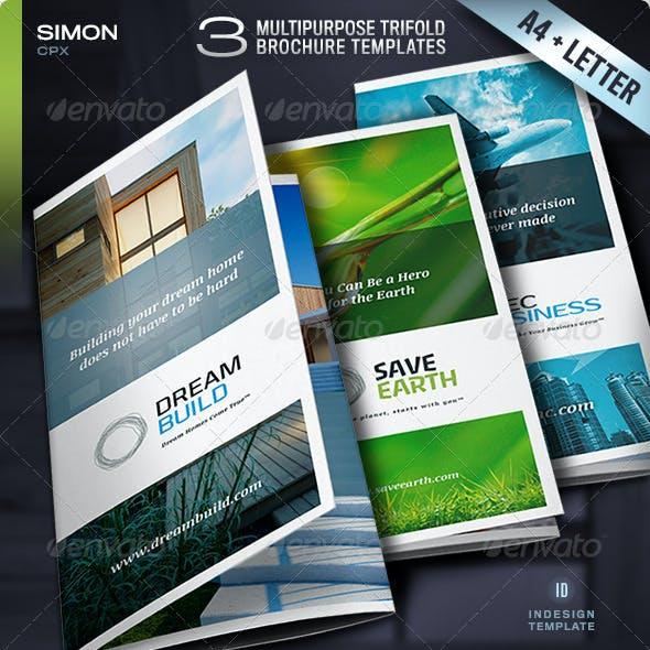 Trifold Brochure Vol. 2