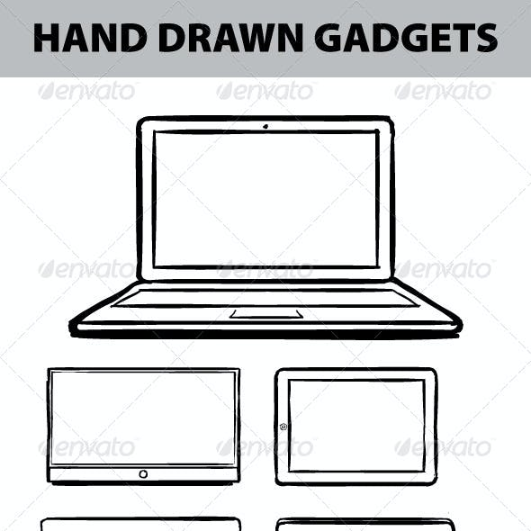 HAND DRAWN GADGETS