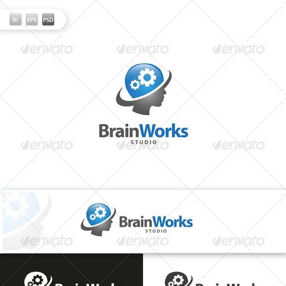 Brain Works Logo