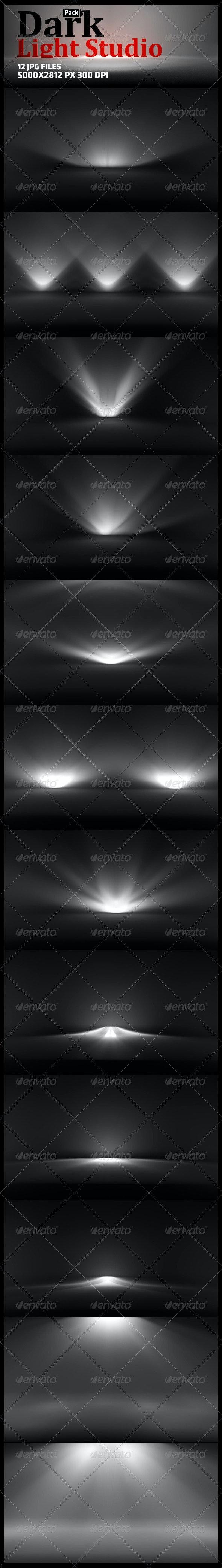 Dark Light Studio - Abstract Backgrounds