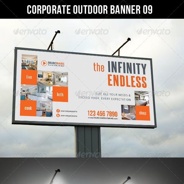 Corporate Outdoor Banner 09