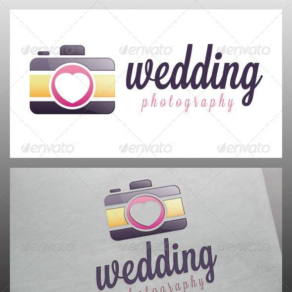 Wedding Photo Logo Template