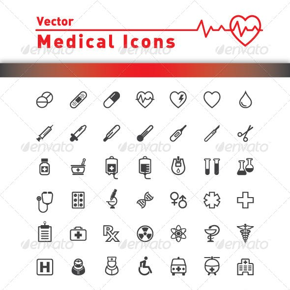 Medical | Health Icons