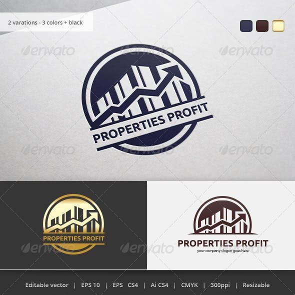 Properties Profit Crest Logo