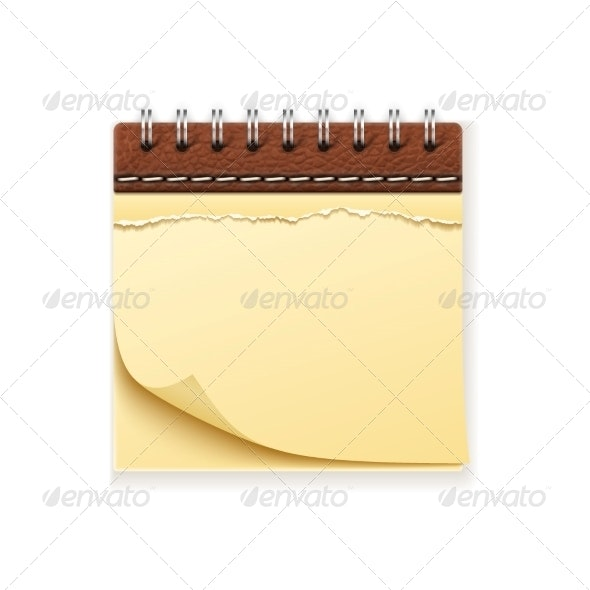 Notepad - Miscellaneous Vectors