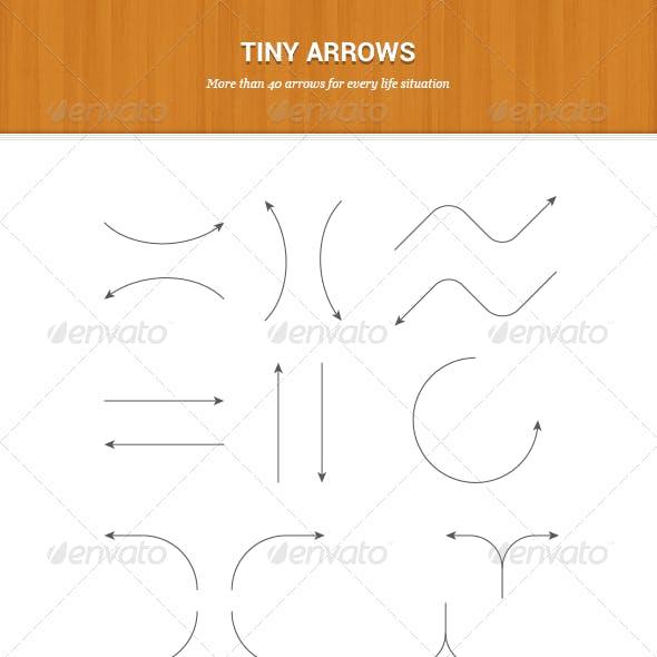 Tiny Arrows