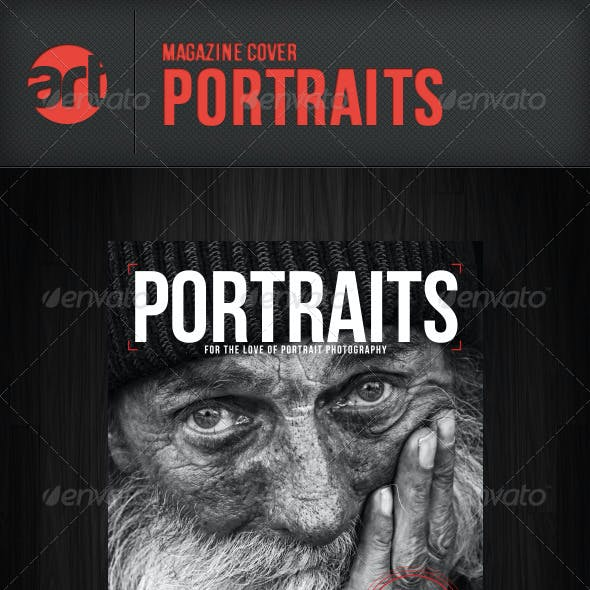 Mag Cover - Portraits