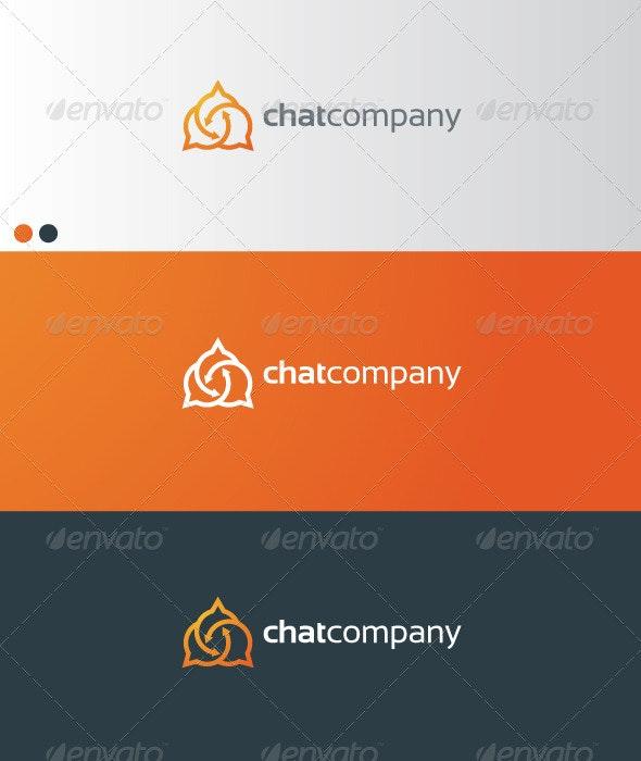 chatcompany - Symbols Logo Templates