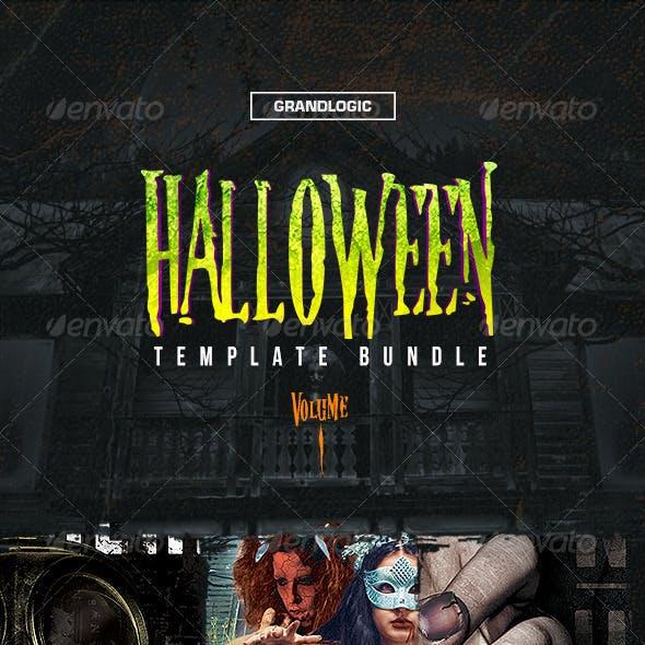 Halloween Bundle Vol. 1