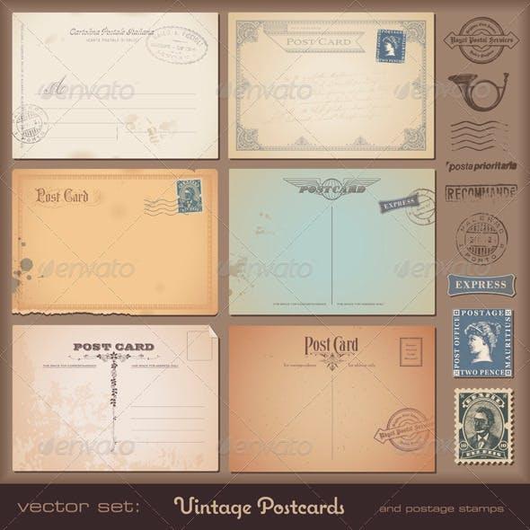 Vintage Postcards (1)