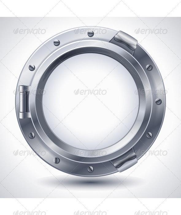 Porthole - Man-made Objects Objects