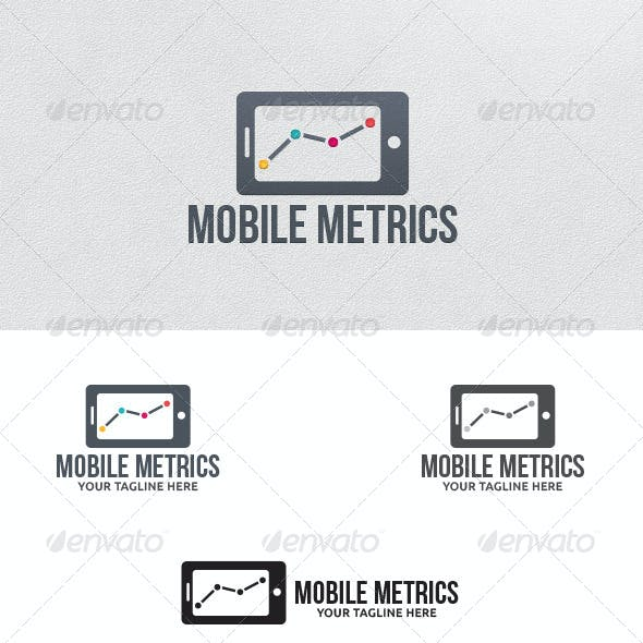 Mobile Metrics - Logo Template