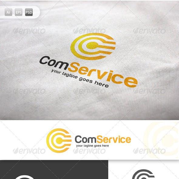 Com Service Logo