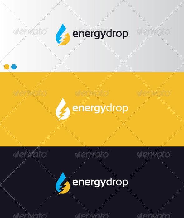 Energydrop - Symbols Logo Templates