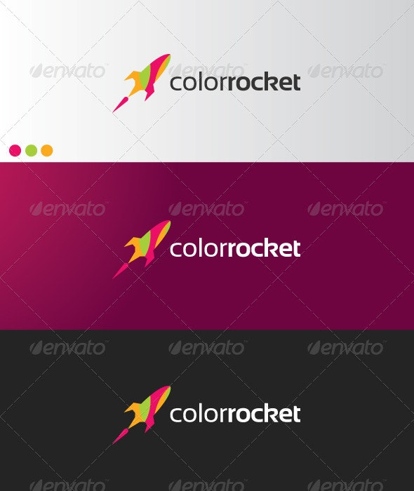 colorrocket - Symbols Logo Templates