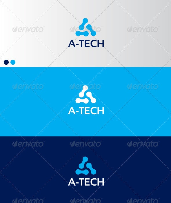 A-TECH - Symbols Logo Templates
