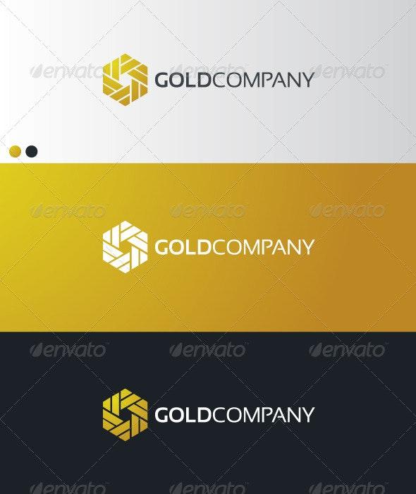 GoldCompany - Symbols Logo Templates