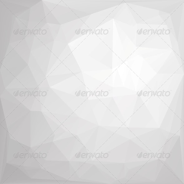 Abstract Triangles Background - 3D Backgrounds