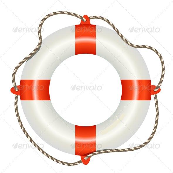 Lifesaver Buoy