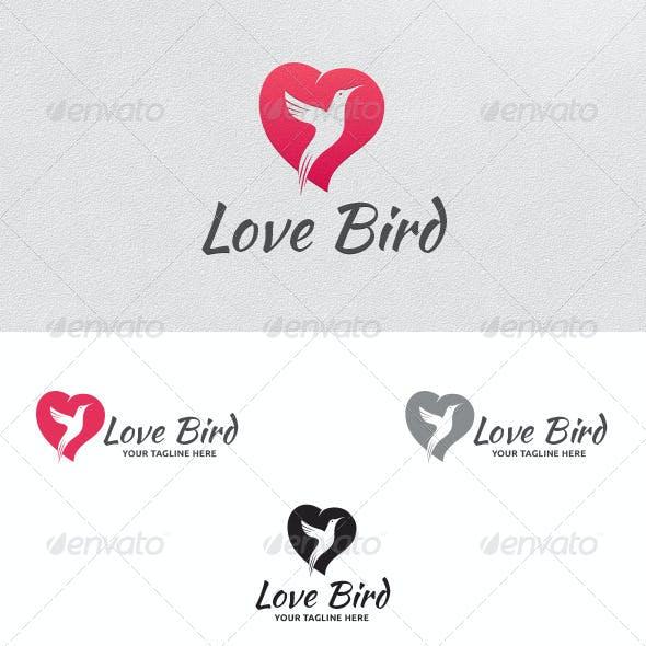 Love Bird - Logo Template