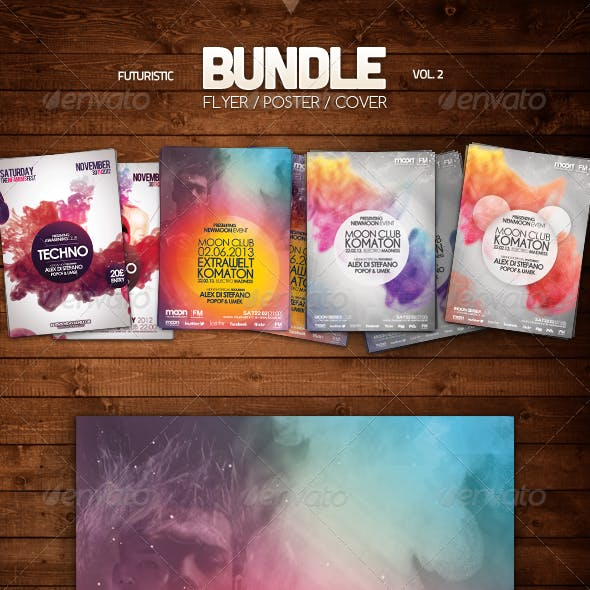 Futuristic Bundle Vol 2