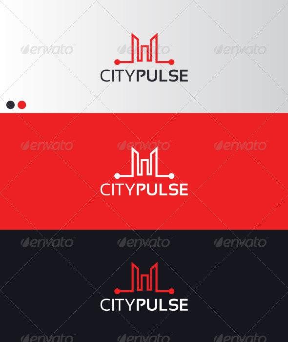 CityPulse - Symbols Logo Templates