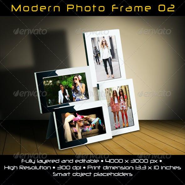 Modern Photo Frame 02