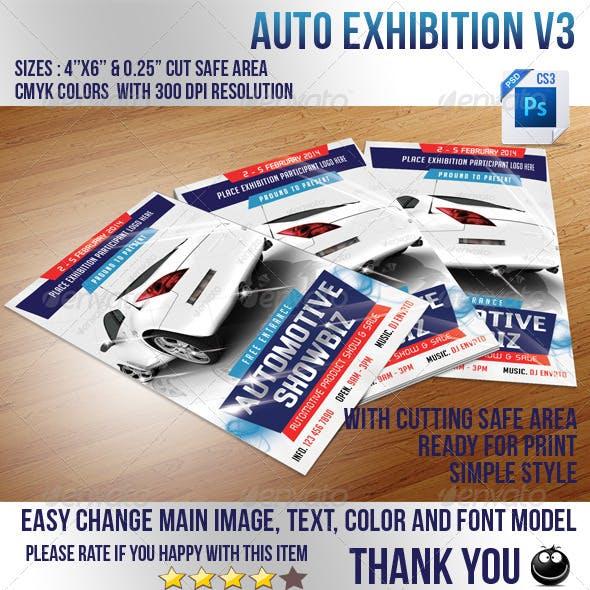 Auto Exhibition V3
