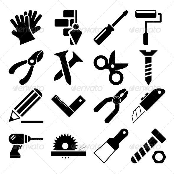 Tools Icons Vol 2