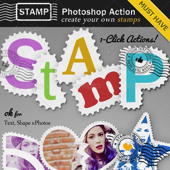 Stamp Creator