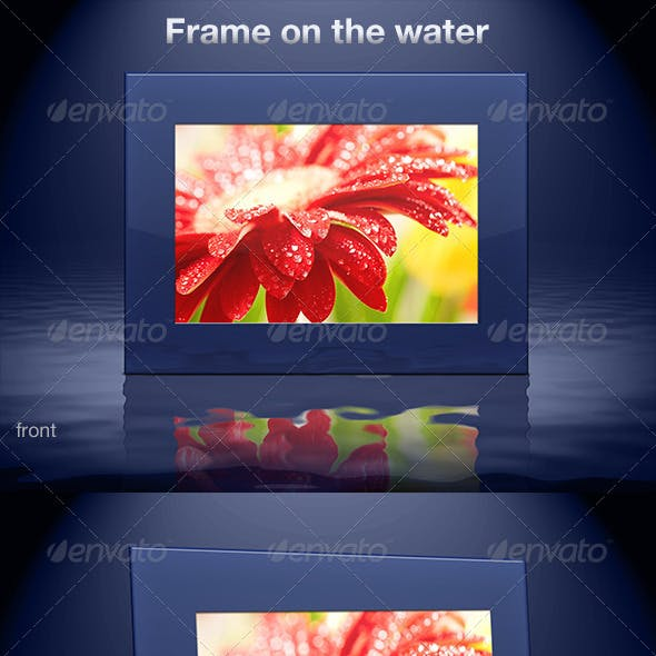 Frame on the Water