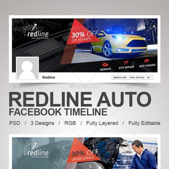 Redline Auto Timeline