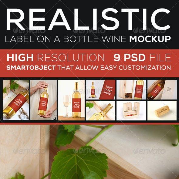 Wine Bottle Mock-Up v2