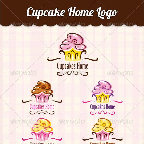 Cupcake Home Logo