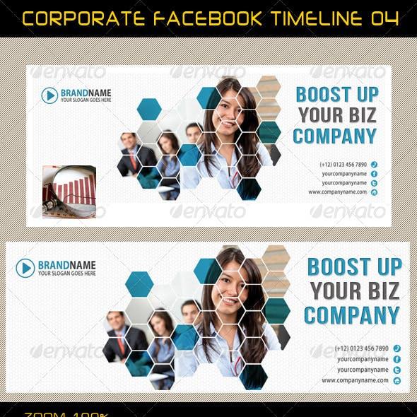 Corporate Facebook Timeline 04