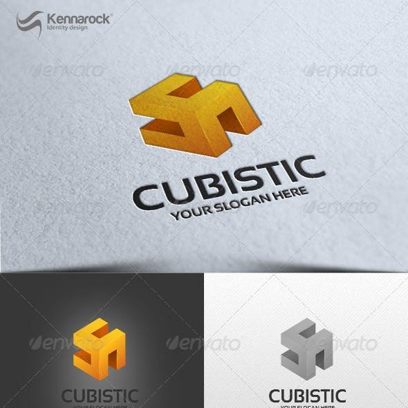 Cubistic Logo Template