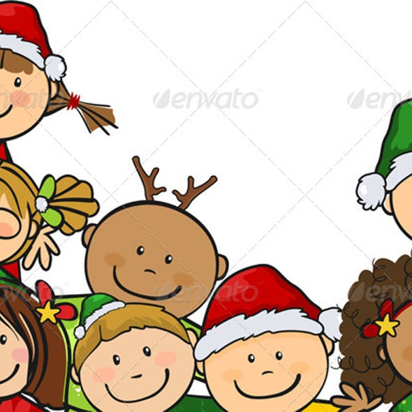 Children Together for Christmas
