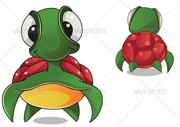 Tortoise - Animals Characters